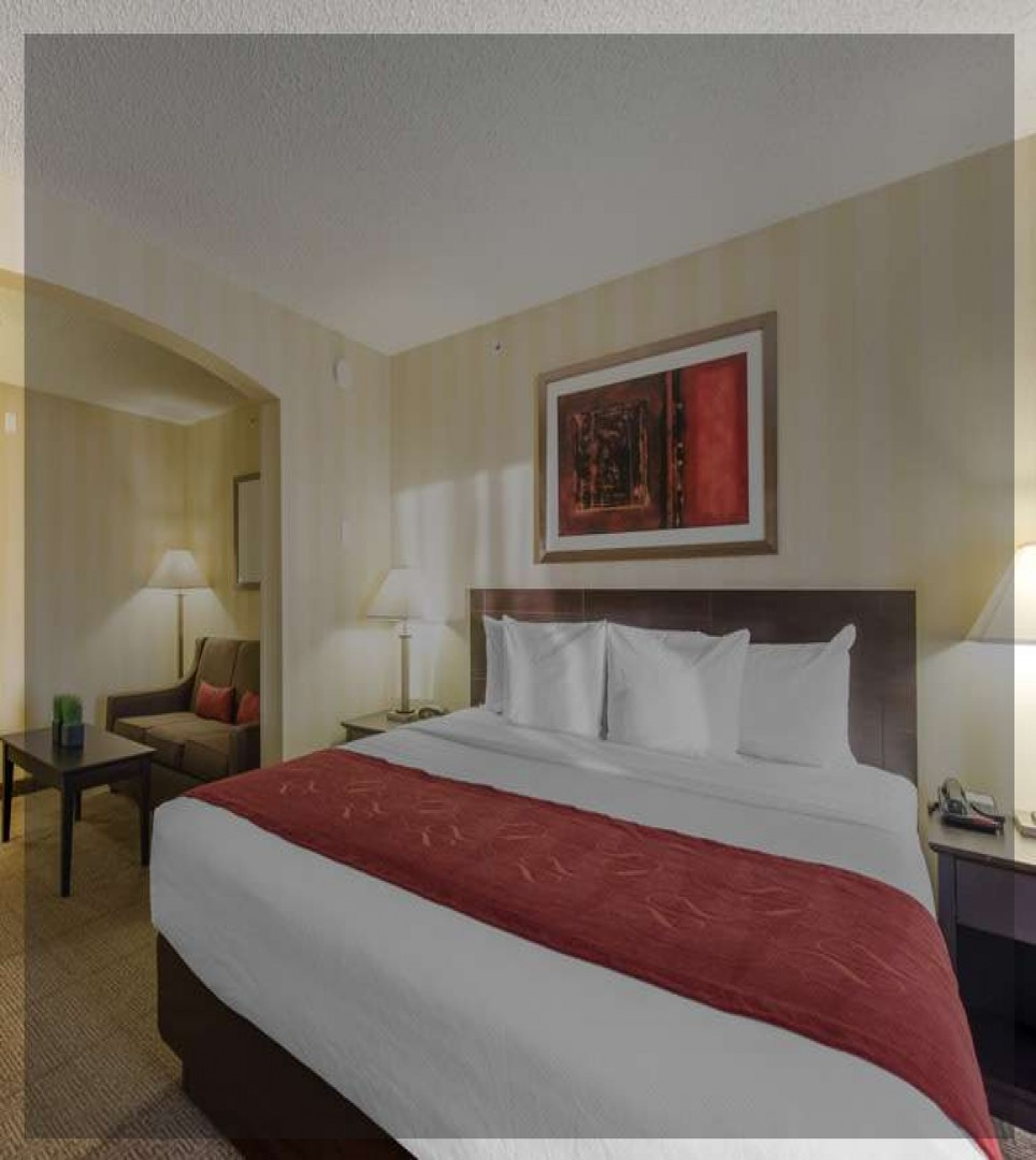 OUR SPACIOUS ACCOMMODATIONS ARE MINUTES FROM TOP COLORADO ATTRACTIONS