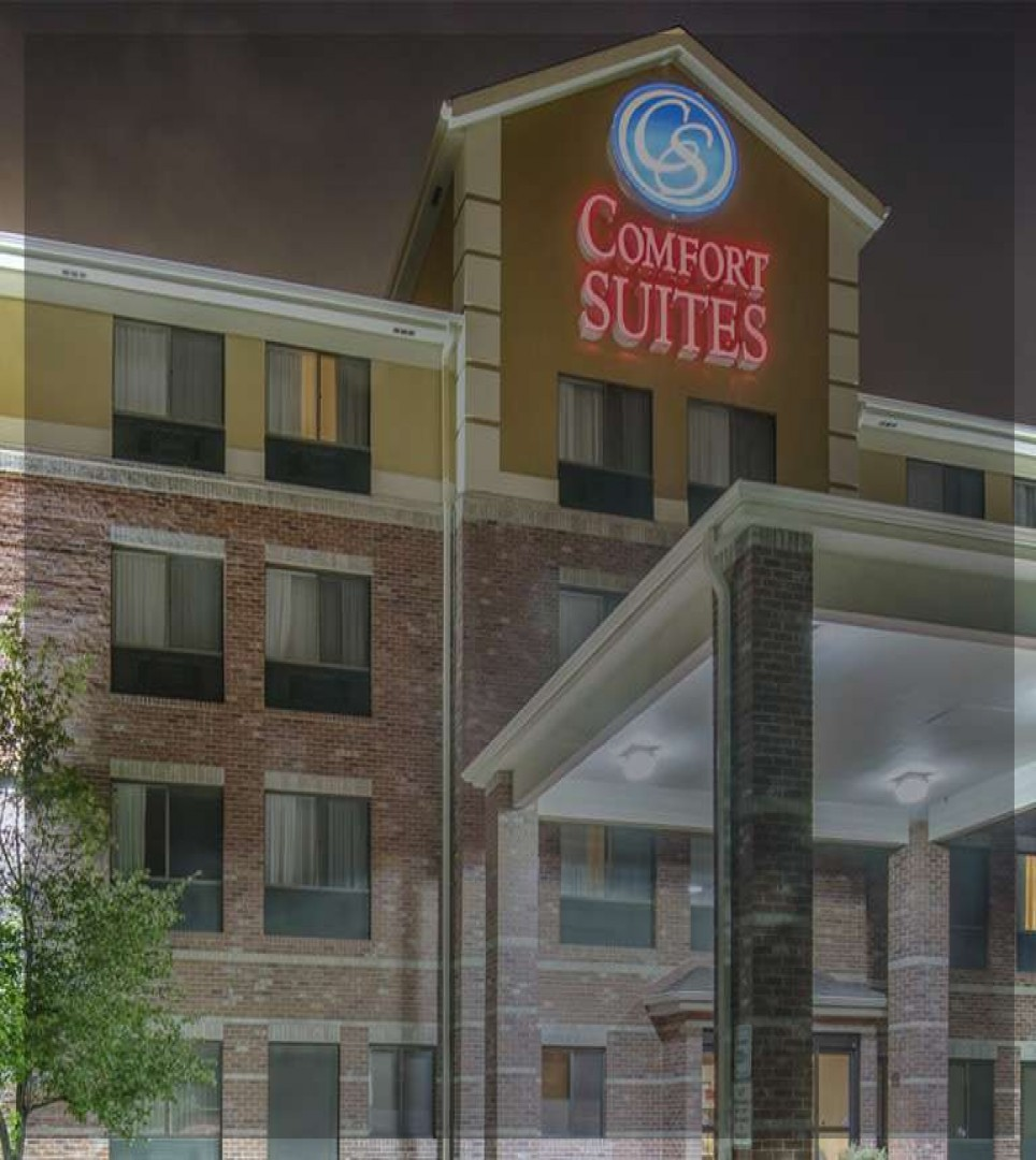TAKE A CLOSER LOOK AT THE COMFORT SUITES HIGHLANDS RANCH HOTEL